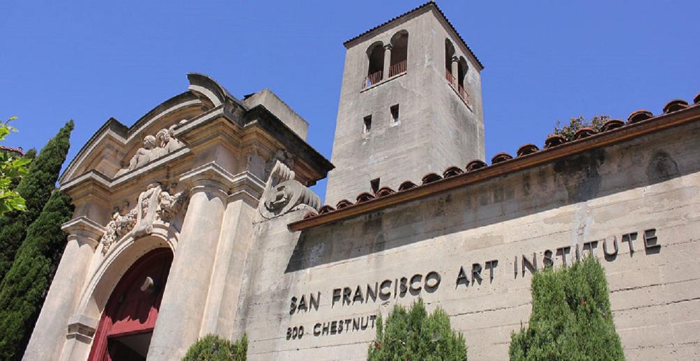 Il celebre San Francisco Art Institute ottiene donazioni per evitare la chiusura