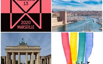 Manifesta 13 in Marseille and the Berlin Biennale confirmed!