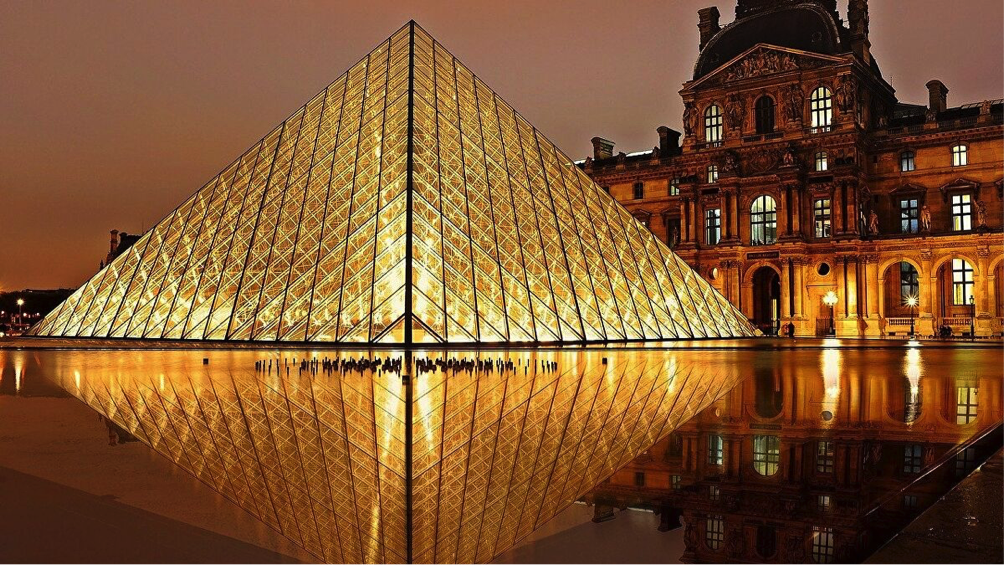 Le perdite del Louvre
