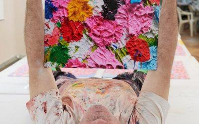 Le stampe di Damien Hirst a favore di Save the Children