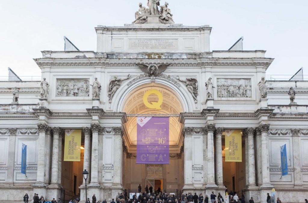 Ingresso libero alla Quadriennale di Roma, grazie a Gucci