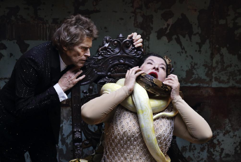 7 Deaths of Maria Callas: la prima opera lirica di Marina Abramović in diretta streaming