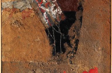 """Al MART di Rovereto """"Caravaggio. Il contemporaneo"""" in dialogo con le opere di Alberto Burri"""