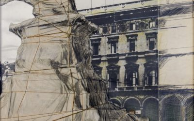 """""""La rivoluzione siamo noi – collezionismo italiano contemporaneo"""" in mostra anche tre lavori di Christo"""