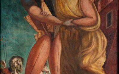 'De Chirico e la Metafisica', esposizione a Palazzo Blu a Pisa dal 7 novembre