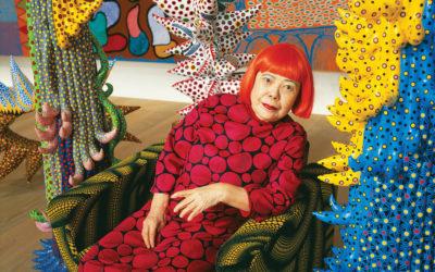 L'arte a pois di Yayoi Kusama inaugurerà la sua mostra al Gropius Bau di Berlino nella primavera 2021