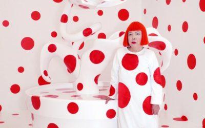 Yayoi Kusama, una grande retrospettiva dell'artista al Gropius Bau di Berlino