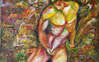 Le opere di Sandro Chia e di Nicola De Maria          esposte al PART di Rimini