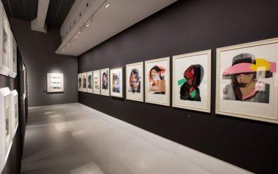 Andy Warhol e Mario Schifano, tra Pop Art e Classicismo