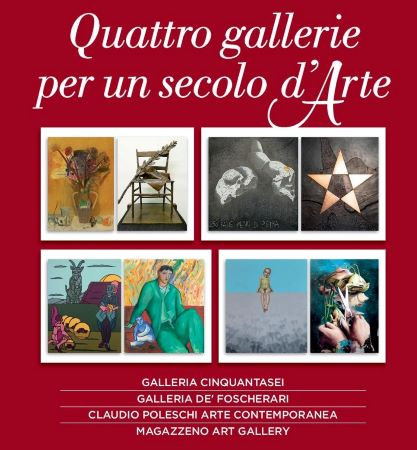 """A Cervia la mostra """"Quattro gallerie per un secolo d'arte"""""""
