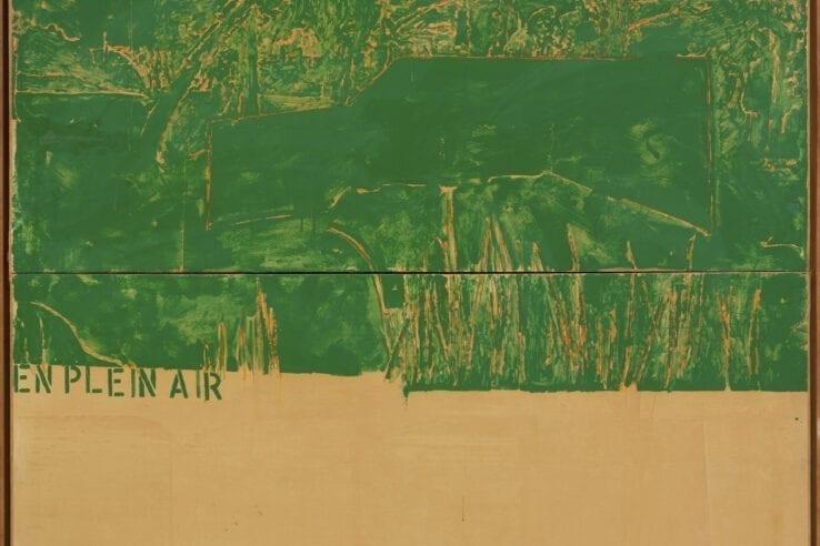 """""""Facing America: Mario Schifano 1960-65"""" la prima mostra istituzionale a New York"""