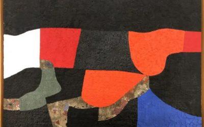 """""""Ethic of the artwork"""":  Burri, Kounellis e Nunzio in mostra a Londra dal 6 ottobre"""