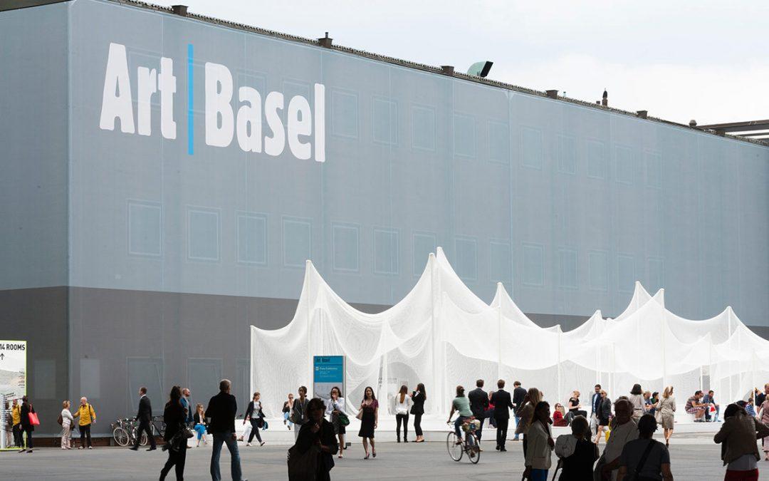 Art Basel 2021, a Basilea l'appuntamento del mondo dell'arte