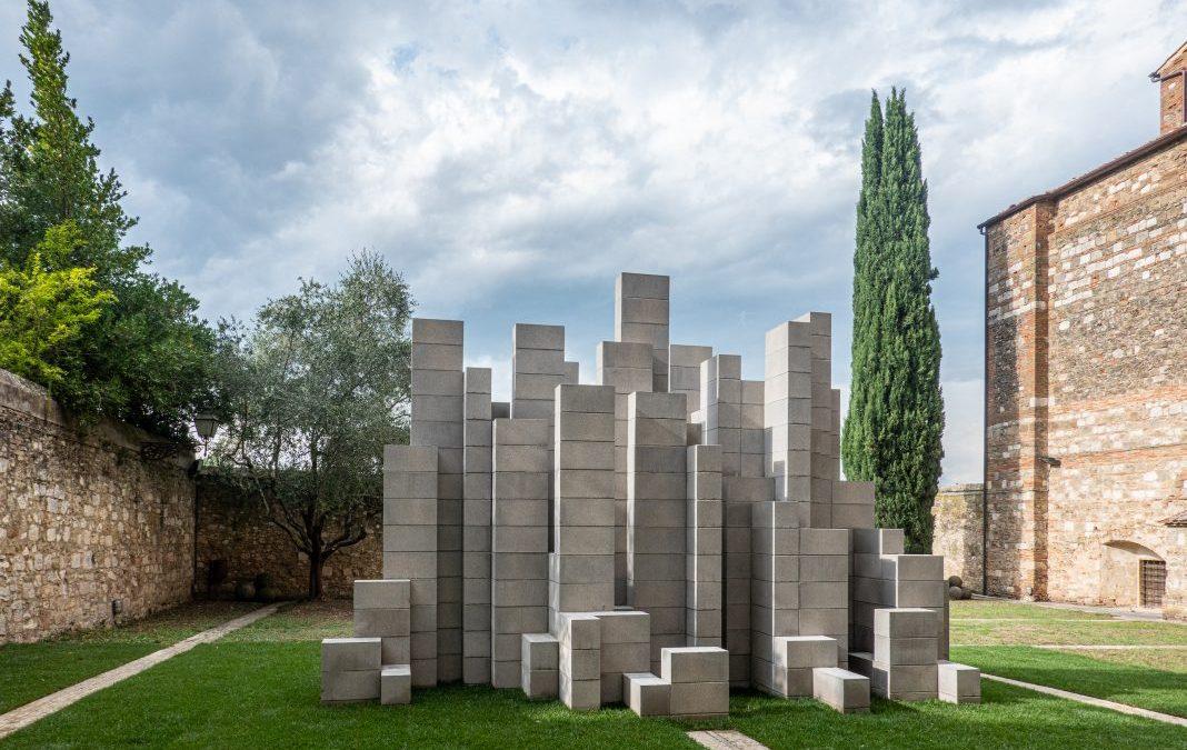 """Arte all'Arte"" da Kounellis a Lewitt, l'arte che diventa paesaggio"